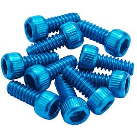 Reverse US Pedal Pin Set for Escape Pro/Black One Alu light blue